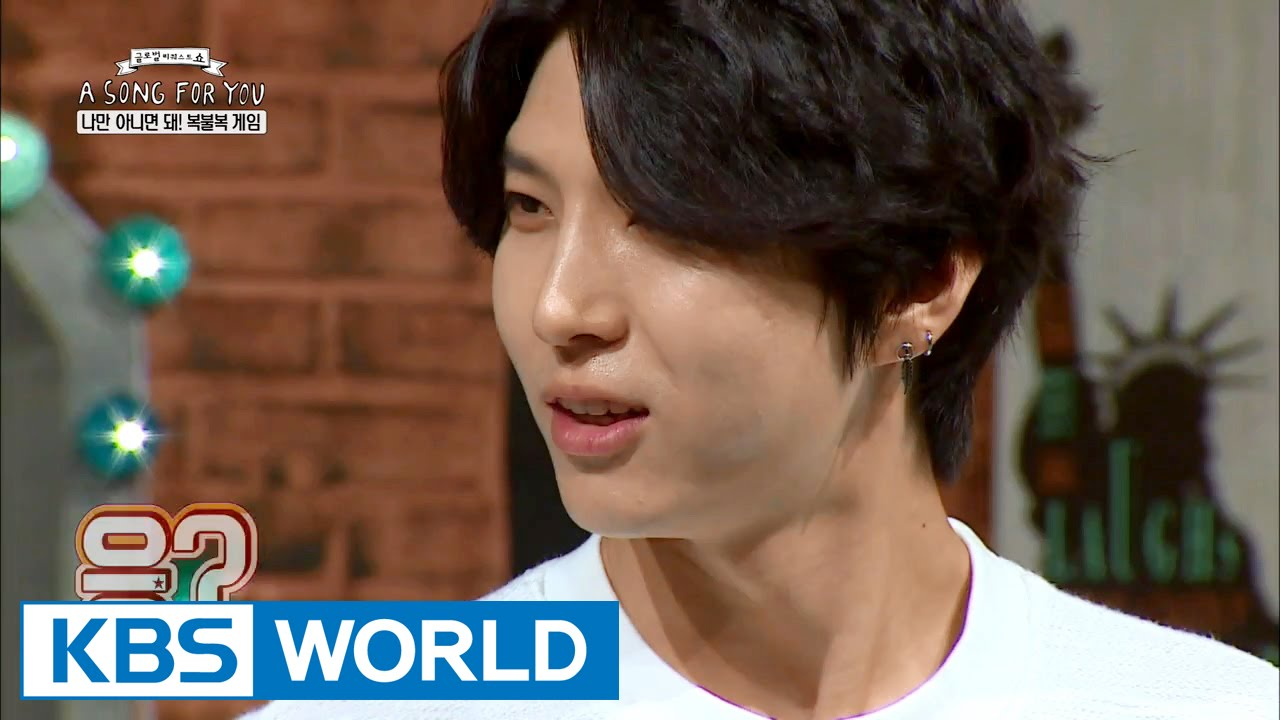 global request show a song for you 4 ep 10 vixx lr global request show a song for you 4 ep 10 vixx lr 2015 10 09