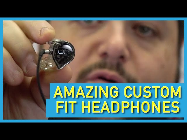 Ultimate Ears Fitkit and New CSX Custom-Fit Headphones