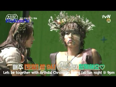 Download [ENGSUB] Arthdal Chronicles behind the scenes making of Episode 1 & 2 (2/2) Song Joong Ki Kim Ji Won