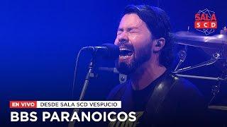 Video BBS Paranoicos | EN VIVO en Sala SCD Vespucio - 15.05.16 download MP3, 3GP, MP4, WEBM, AVI, FLV Oktober 2017