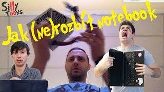 Silly Toons - Jak rozbít notebook ?!