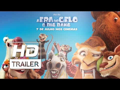 Trailer do filme A Era do Gelo