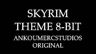 8-Bit Composition: Skyrim Main Theme - Dragonborn