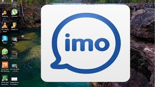 How to Install IMO on Laptop/PC