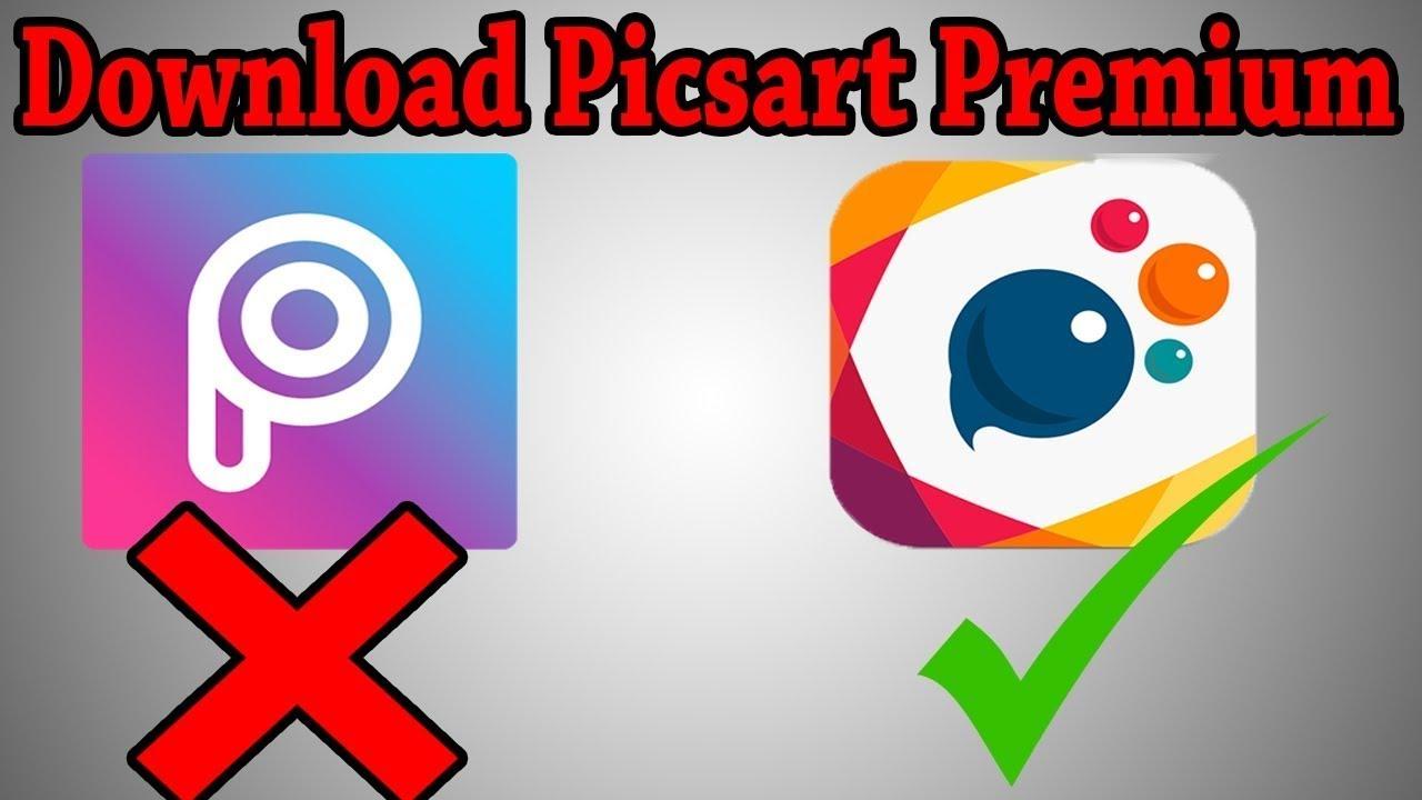 download picsart premium