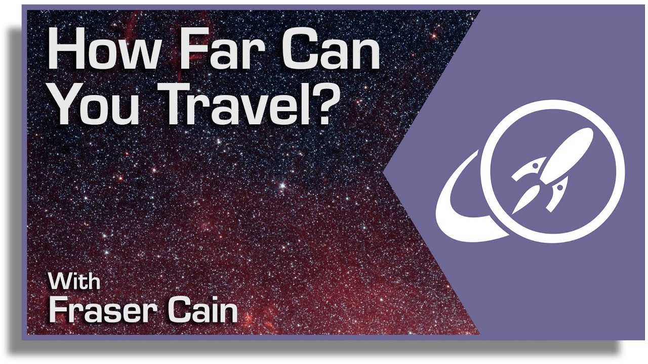 How Far Can You Travel Voyaging Billions of Light Years in a