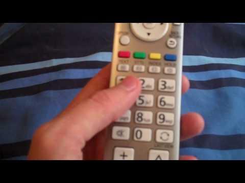 PANASONIC TX-L37V20B LCD TV Review