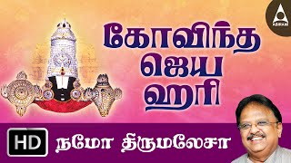 Govinda Jaya Hari - Namo Thirumalesa - Song Of Lord Venkatesa - Tamil Devotional Song