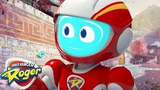 Space Ranger Roger | Episode 12 - 14 Compilation | Videos For Kids | Funny Videos For Kids