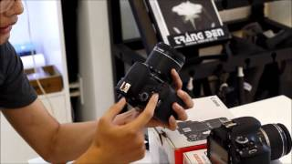 Canon 600d first look
