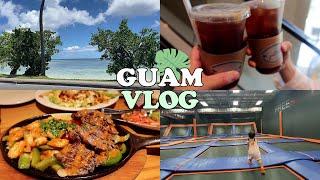 괌일상 VLOG  | 한국가요~ 괌 출국 하루 전 PC…