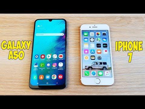 samsung-galaxy-a50-vs-iphone-7---ЧТО-ВЫБЕРЕШЬ-ТЫ?-ПОЛНОЕ-СРАВНЕНИЕ!