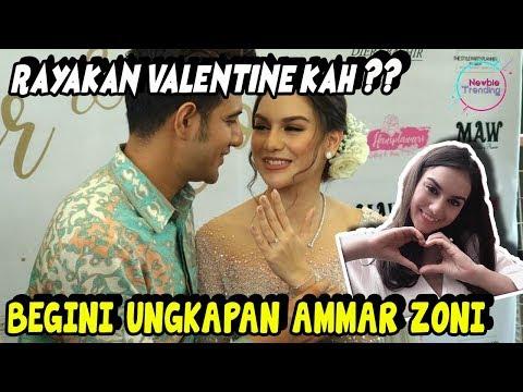 Ammar Zoni dan Irish Bella Rayakan HARI VALENTINE kah?? Begini Tanggapan Ammar Zoni !