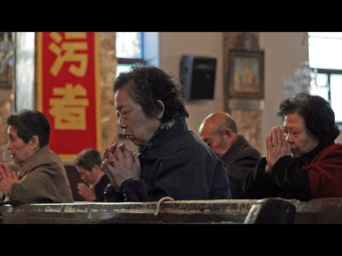 In a Minute... Christianity in China