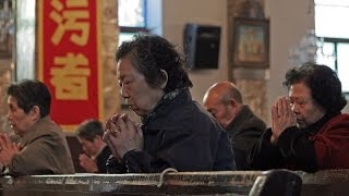 Watch: In a Minute... Christianity in danger in China