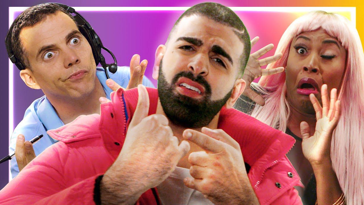 """Drake - """"Hotline Bling"""" PARODY #1"""