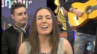 Tangai 2 | María Carrasco actúa con Los Carapapas