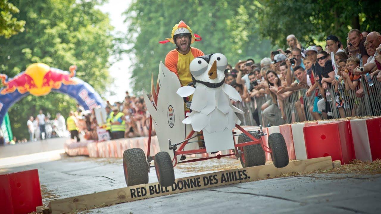 Red Bull Soapbox Race 2013 France