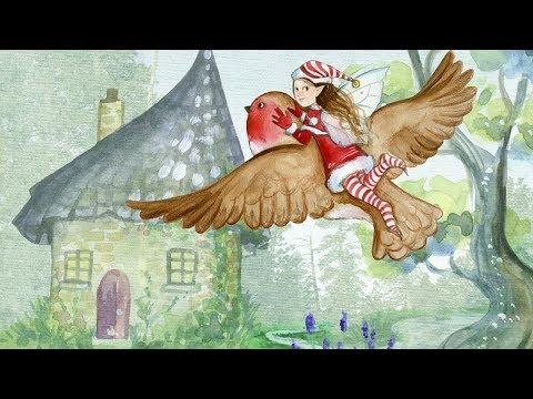 Guided Meditation for Children | MYSTICAL HEALING GARDEN | Kids Bedtime Meditation Story