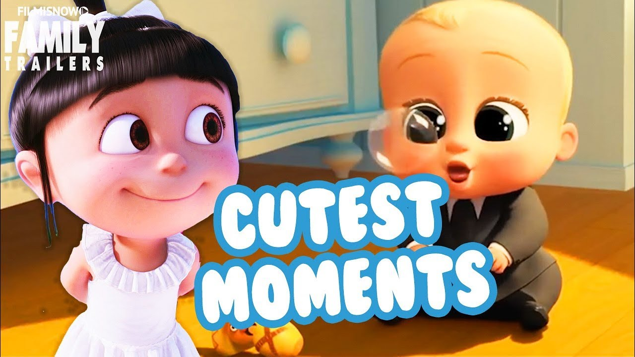 All Family Movies 2017 cutest moments from animated family movies 2017