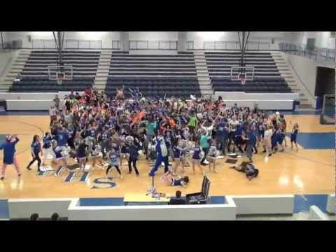 Hector High School Lip Dub Video and Harlem Shake