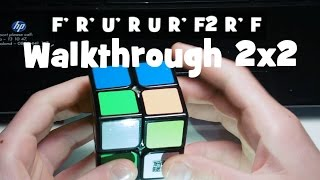Gambar cover 2x2 Walkthrough Solves  [Cubing Ninja]
