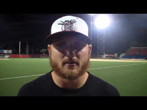Post-Game - May 27 - Laredo