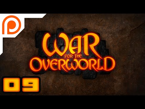 Too Much Dungeon For Me - Let's Play War for the Overworld [Patreon Game of the Month] - Part 9