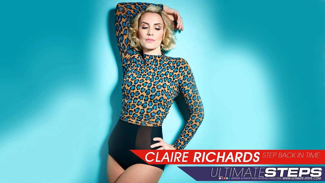 claire richards steps - photo #36