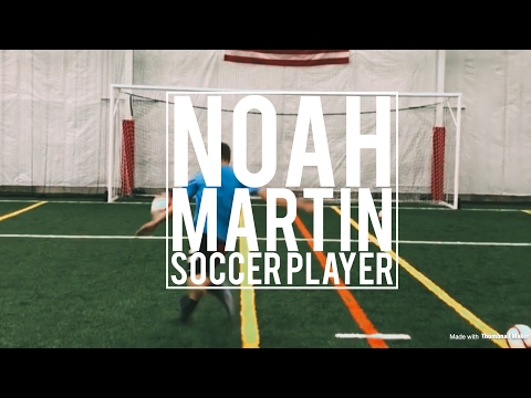 USA 13 year old soccer player!(Noah Martin)