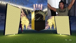 OMFG HOW TO PACK A WALKOUT IN YOUR FIRST FIFA 18 PACK OPENING!!
