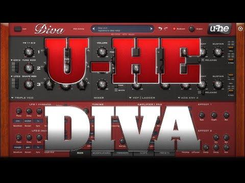 U-HE Diva [FR]