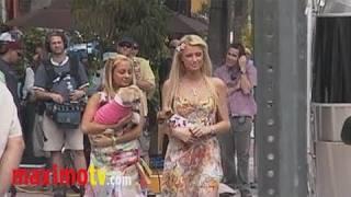 Paris Hilton & Nicole Richie NEVER SEEN FOOTAGE in Miami