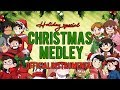 Christmas Medley 🎄 (Holiday Youtube Singers Collab) [Official Instrumental]