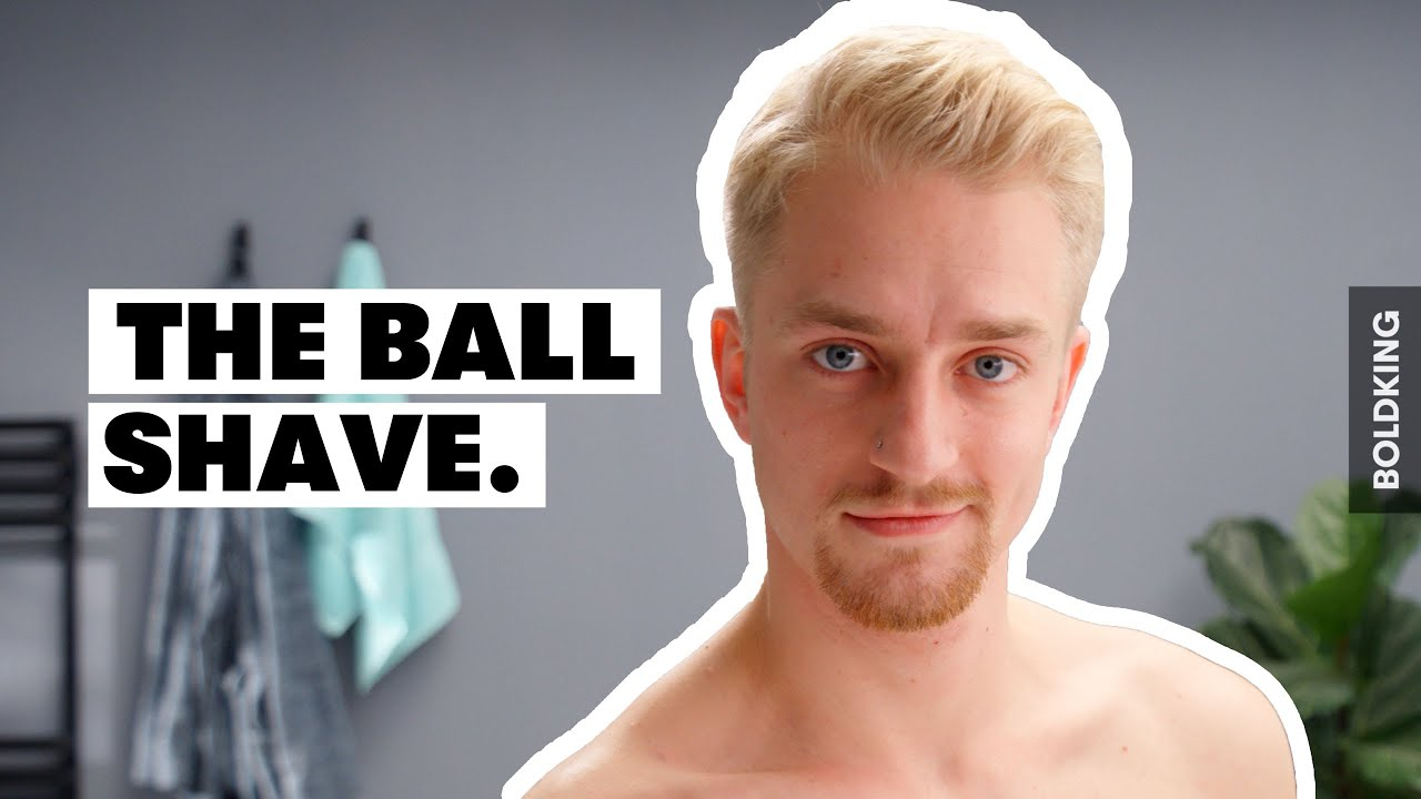Why shave balls