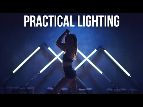 Cinematic Lighting 101 | How to Use Practical Lights!