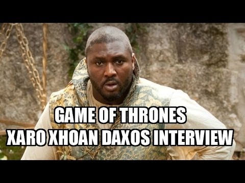 Game of Thrones Xaro Xhoan Daxos   Nonso Anozie