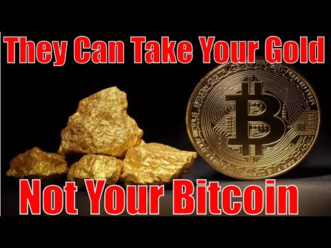 Bitcoin & Gold Manipulation, Is Government Gold Seizure Coming?