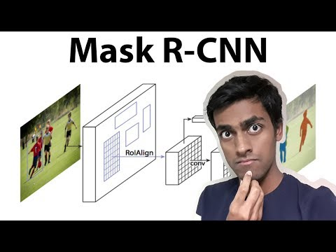 Mask Region based Convolution Neural Networks - EXPLAINED!