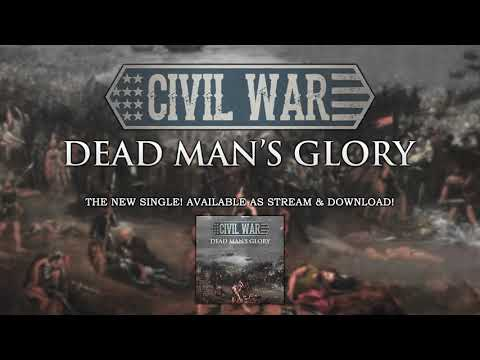 CIVIL WAR - Dead Man's Glory (Official Audio) | Napalm Records