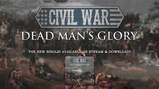 CIVIL WAR – Dead Man's Glory (Official Audio) | Napalm Records