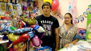 видео Свой бизнес: как заработать на воздушных шарах