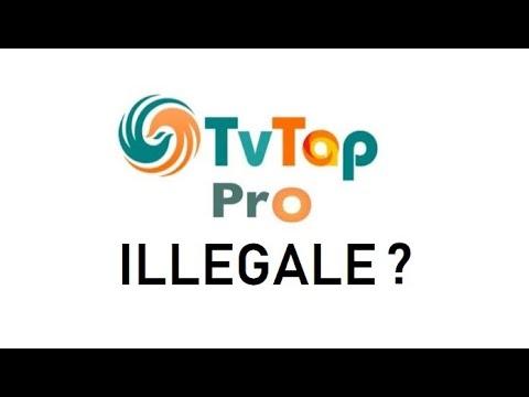 TVTAP PRO Illegale o No? Come si scarica ed Info