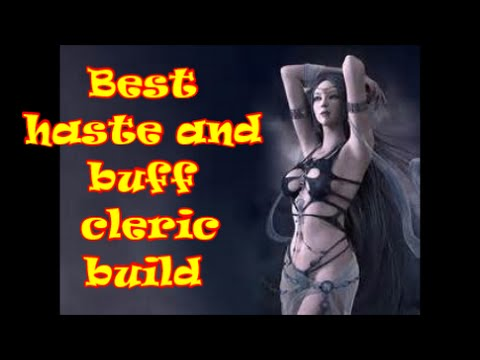 Neverwinter Maze Engine Best haste and buff cleric build with hdirty84