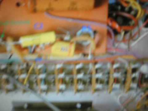 Calibrating a TV Model 11 Emissions Tube Tester