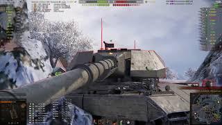 ВОТ ЭТО МЯСНОЙ БОЙ, ЕГО ПРЕССОВАЛИ СО ВСЕХ СТОРОН! World of Tanks