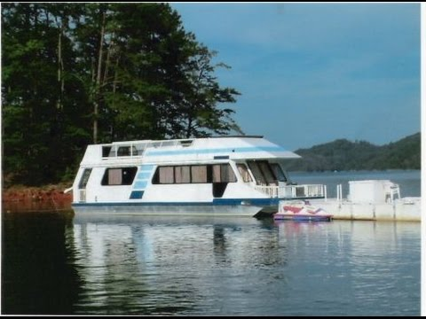 1988 45 Foot Sunseeker Three Buoys Houseboat For Sale 43000
