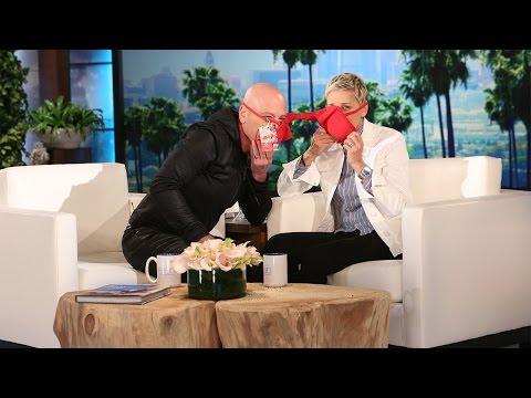 Howie Mandel's Last-Minute Gift for Ellen