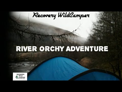Recovery WildCamper -  River Orchy Adventure
