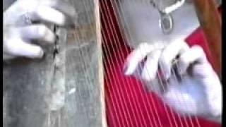 Ancient Azerbaijan musical instrument - Chang